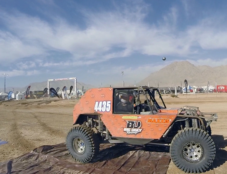 Koh 2015 12th Place Finisher Ultra4 4400 Unlimited Race Car For Sale